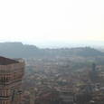 Duomoの上から
